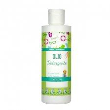 Olio detergente Mojito con macadamia, germe di grano e menta