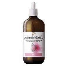 Olio di mandorle Mandorloil Rosa con olio di Sesamo e Girasole Biologico