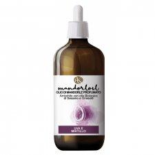 Olio di mandorle Mandorloil Uva e Mirtillo con olio di Sesamo e Girasole Biologico