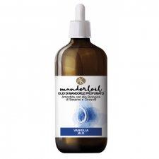 Olio di mandorle Mandorloil Vaniglia Blu con olio di Sesamo e Girasole Biologico