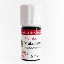 Olio Essenziale 1° CHAKRA - Muladhara