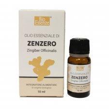 Olio Essenziale Alimentare di Zenzero Bioessenze