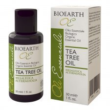 Olio essenziale di Tea Tree Biologico Bioearth