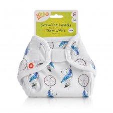 Newborn diaper cover slip