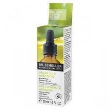 Organic Argan Oil and Amaranth anti-wrinkle intesive serum - Dr Scheller