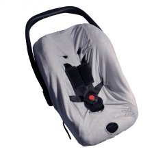 Car seat cover group 0 Organic Bamboo