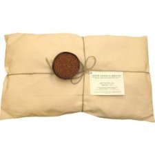 Organic buckwheat pillow