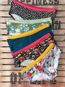 Bikini Colorio SLIP BOXERS in organic cotton