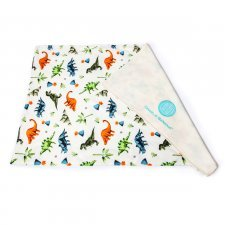 Charlie Banana organic cotton change pad Monkeys