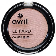Eye shadow Light pink Aurore organic