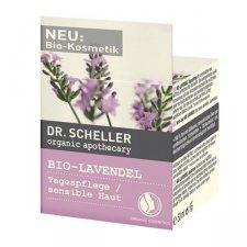 Organic Lavender day cream for sensitive skin-Dr. Scheller