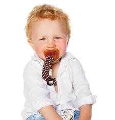 ORGANIC PACIFIER / TEETHER HOLDER