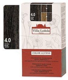 Organic Permanent Hair Color 4.0 Brown