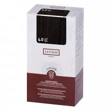 Organic Permanent Hair Color 4.0 Brown