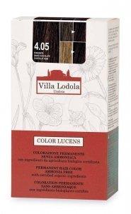 Organic Permanent Hair Color 4.05 Dark Chocolate
