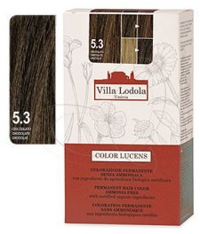 Organic Permanent Hair Color 5.3 Chocolate