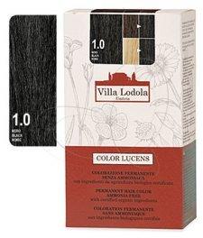 Organic Permanent Hair Color Black