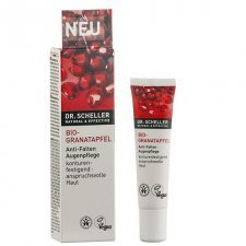 Anti-wrinkle eye care organic pomegranate - Dr Scheller