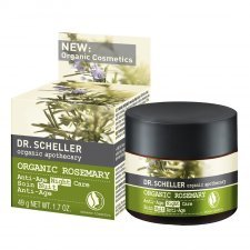 Organic Rosemary Night Care - Dr Scheller