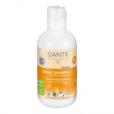 Organic Shampoo for Family Orange and Coconut