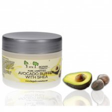 Avocado and shea butter
