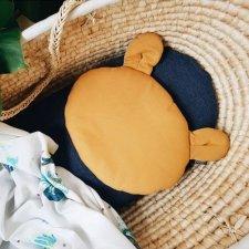 Organic Teddybear Cushion