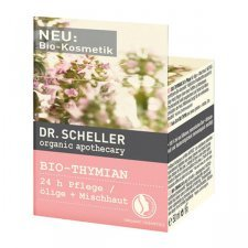 Organic Thyme 24h care cream for oily and combination skin-Dr. Scheller