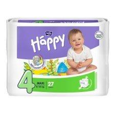 Pannolini Happy BellaBaby - 4 Maxi 8/18kg 27 pezzi