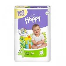 Pannolini Happy BellaBaby - 4 Maxi 8/18kg 66 pezzi