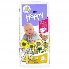 Pannolini Happy BellaBaby - 4+ Maxi plus 9/20kg 44 pezzi