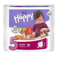 Pannolini Happy BellaBaby - 5 Junior 12/25kg 21 pezzi