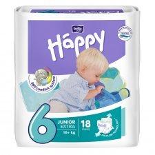 Pannolini Happy BellaBaby - 6 Junior extra 16+kg 18 pezzi