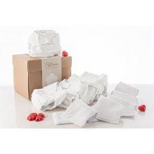 Agunga Kit completo pannolini lavabili - Linea Organica