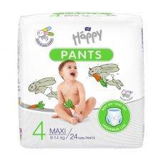 Pannolini Mutandina Happy - 4 Maxi 8/14 kg 24 pz