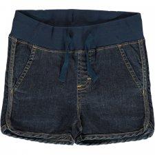 Pantaloncini jeans per bambini in cotone biologico