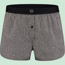 Pantaloncini Unisex Zowie in cotone biologico