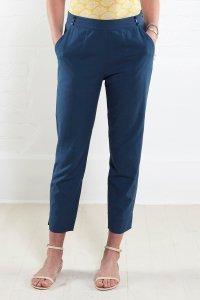 Pantalone 7/8 in cotone equo solidale