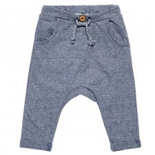 Pantalone Charles in felpa di cotone biologico