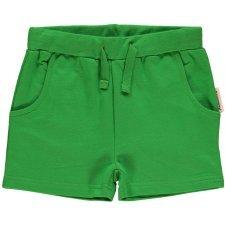 Pantaloncini corti colorati Maxomorra in cotone biologico