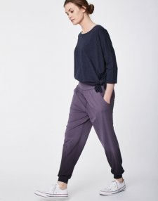 Pantalone donna Elsenore in bamboo