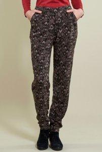 Pantalone donna Prism in viscosa equosolidale