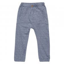 Pantalone felpato Jon in cotone biologico