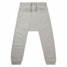 Pantalone Lasse in felpa di cotone biologico