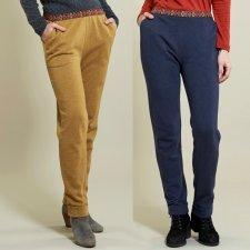 Pantalone Nomads in felpa di cotone biologico