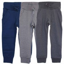 Pantalone tuta con tasche Maxomorra in cotone biologico
