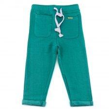 Pantalone tuta felpato unisex Buck in cotone biologico