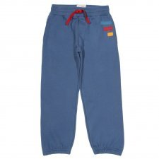 Pantalone Tuta Kite in felpa di cotone biologico