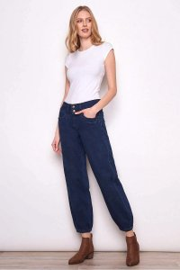 Jeans Baggy Patricia in cotone biologico