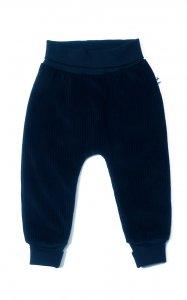 Pantaloni Cord per bambini in velluto di cotone biologico