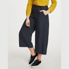 Pantaloni Crop Agda in Tencel